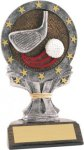 Golf - All-star Resin Trophy All Star Resin Trophy Awards