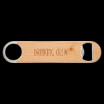 Bottle Opener with Wood Veneer Misc. Gift Awards